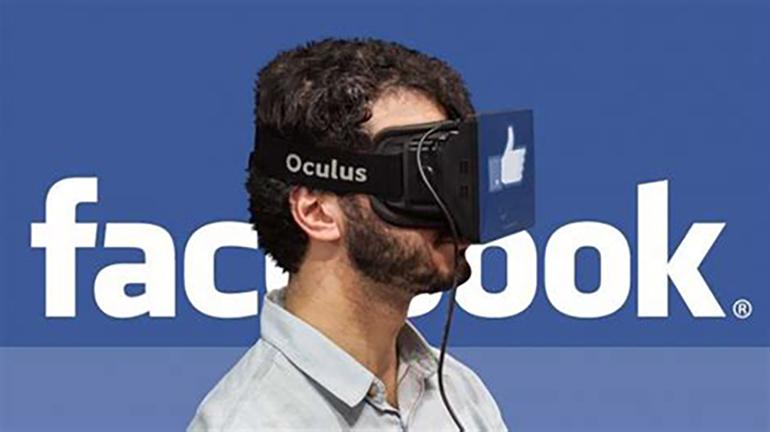 Facebook任命VR部门新任主管