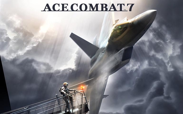 《皇牌空战7:未知空域》英国销量破系列记录