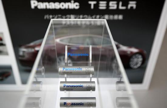 松下将向特斯拉上海工厂供应电池