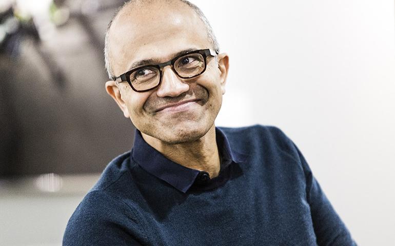 微软CEO:未来将会打造游戏领域的Netflix