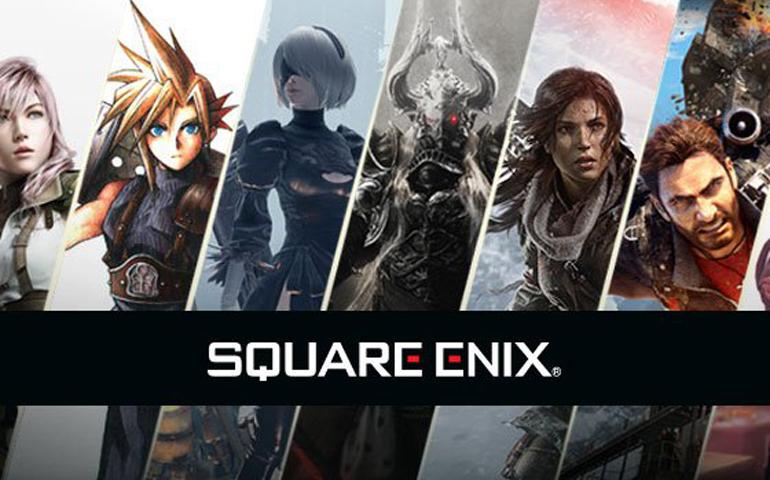 Square Enix公布了2018前三季度财报,业绩有所下滑