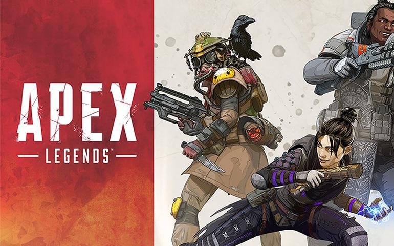 南华早报:腾讯正在试图引进EA大逃杀新作《Apex 英雄》