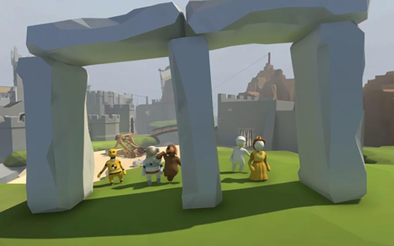 心动网络与505 Games合作,引进移动版《人类:一败涂地》进入国内市场