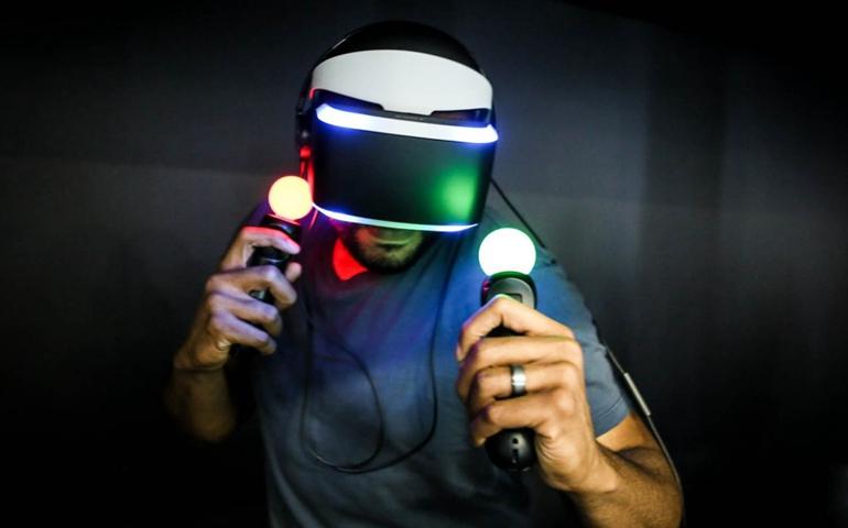 SIE北美总裁:VR将会在未来十年发生许多改变