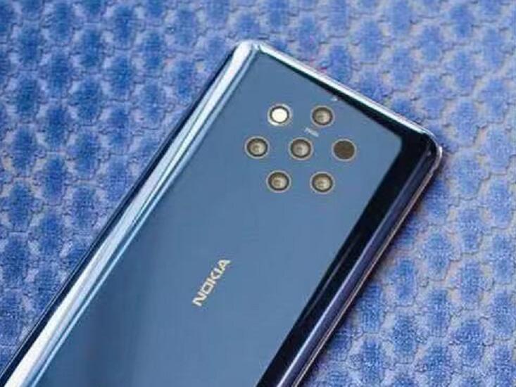 诺基亚发?#24049;?#32622;5摄Nokia 9 PureVie 售价约5500元