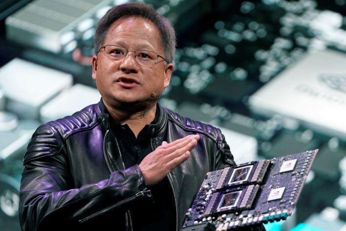 英伟达宣布以69亿美元收购芯片厂商迈伦科技