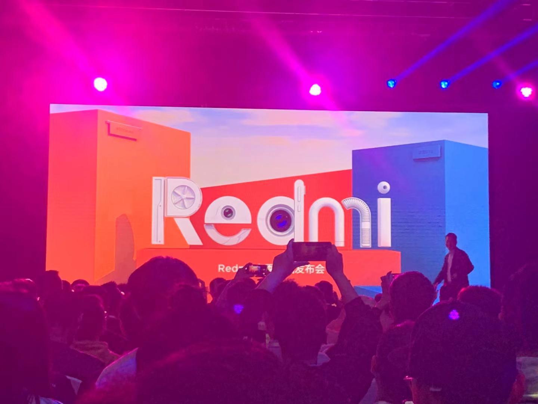 """卢伟冰Redmi 发布会""""首秀"""",发布Redmi Note7 Pro、Redmi 7等四款新品"""