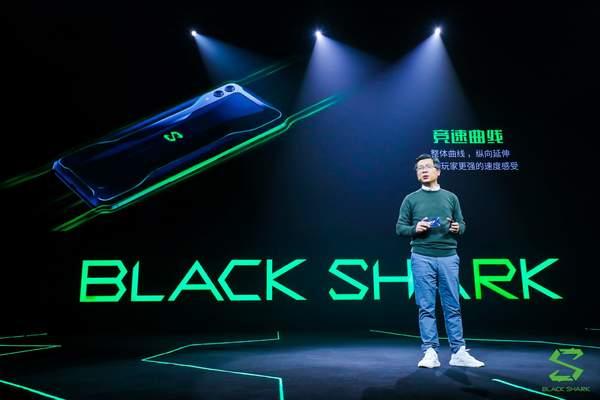 黑鲨游戏手机2发布: 骁龙855+液冷3.0系统 售价3199元起