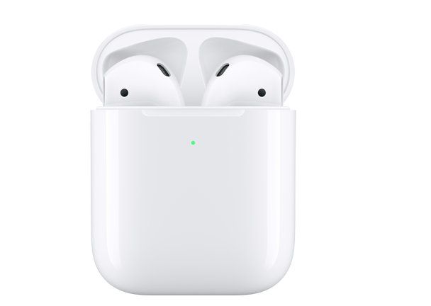 苹果公布新款AirPods,装备无线充电盒