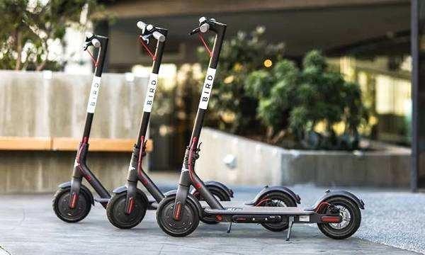 洛杉矶政府强制要求共享滑板车企业提交定位数据