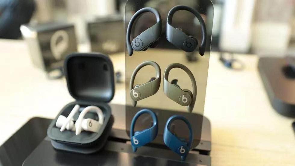 蘋果無線耳機PowerBeats Pro發布 售價1888元