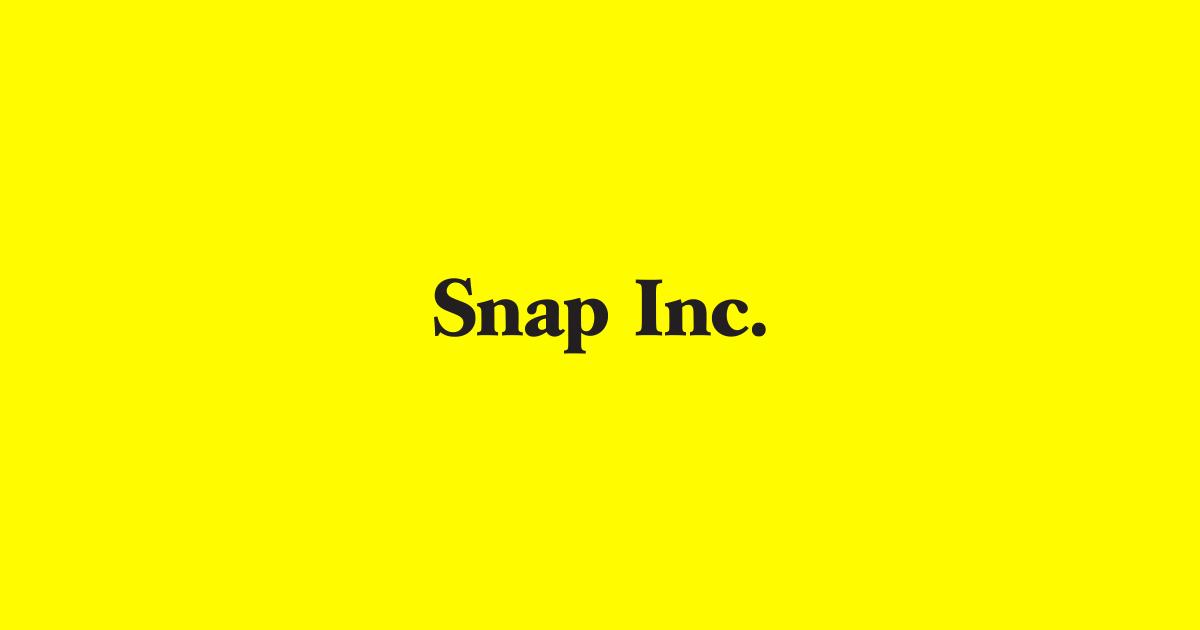 Snap第一季度财报净亏损为3.104亿美元 活跃用户增加至1.9亿人