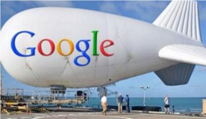 软银投资谷歌气球上网计划 注资1.25亿美元