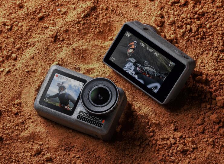大疆Osmo Action灵眸运动相机 售价2499元