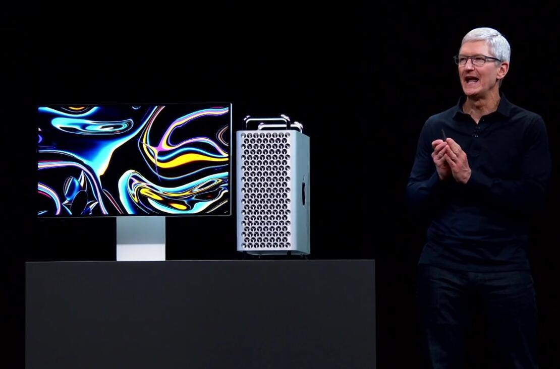 蘋果發布史上最強大電腦Mac Pro 起售價5999美元