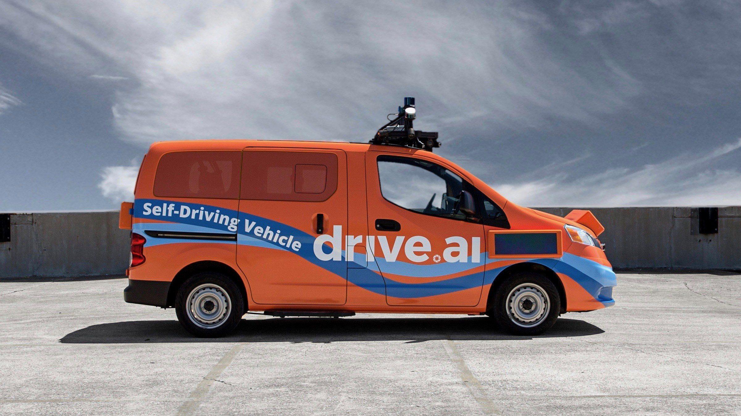 苹果证实收购自动驾驶汽车初创公司Drive.ai