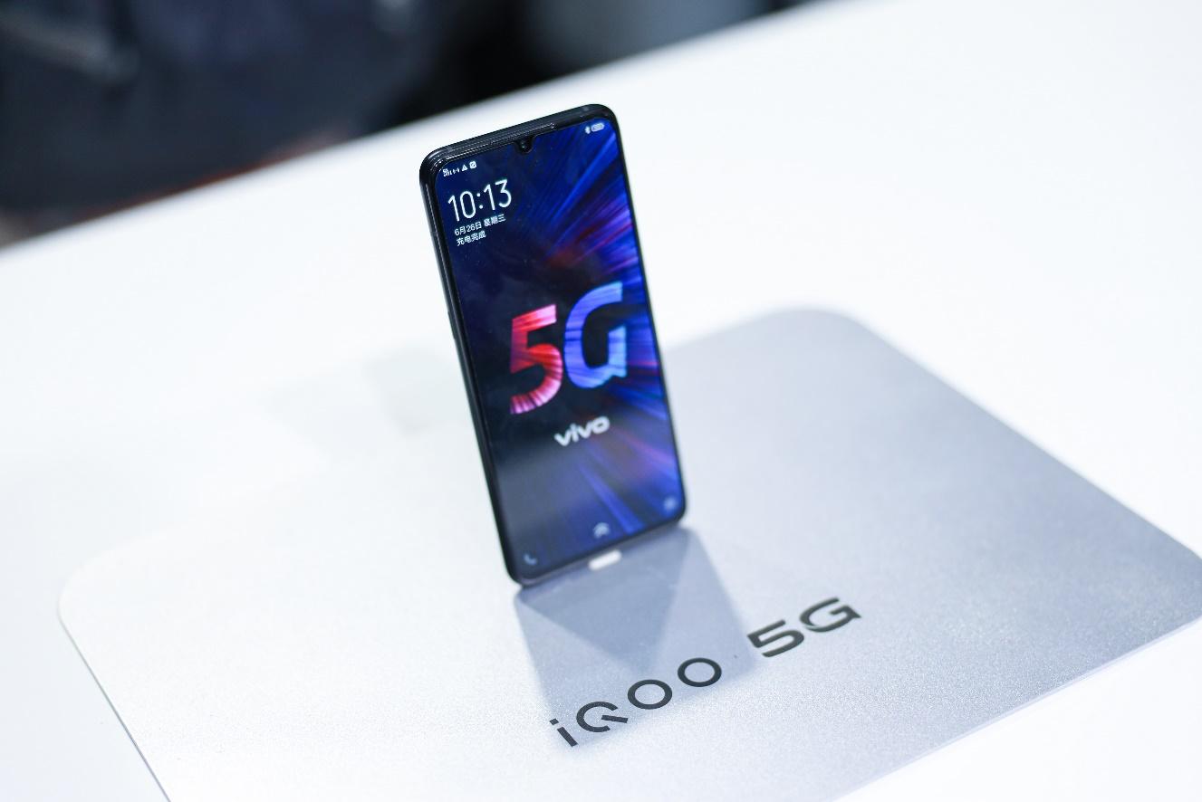 vivo首款商用5G手机iQOO亮相MWC 将于Q3内上市