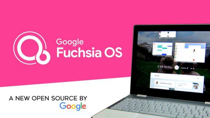 谷歌下一代操作系統Fuchsia OS官網上線 設計思路類似華為鴻蒙