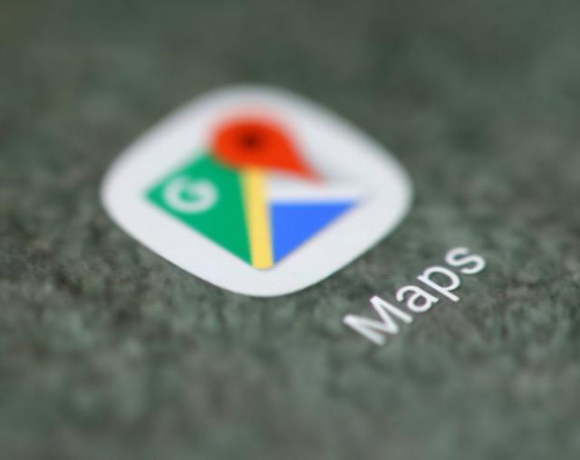谷歌地图集成共享单车数据 用户可以直接查询站点及数量