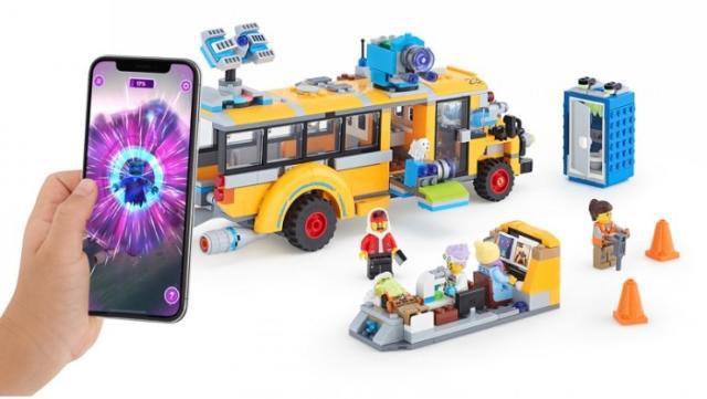 """苹果与乐高合作的AR玩具""""Hidden Side""""系列开售"""