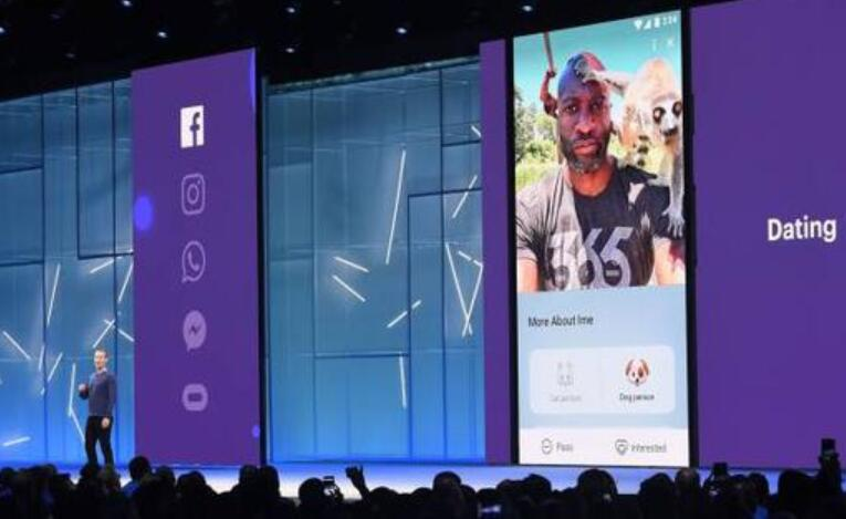 Facebook推出约会应用Dating:可整合Instagram内容 锁定2亿单身用户