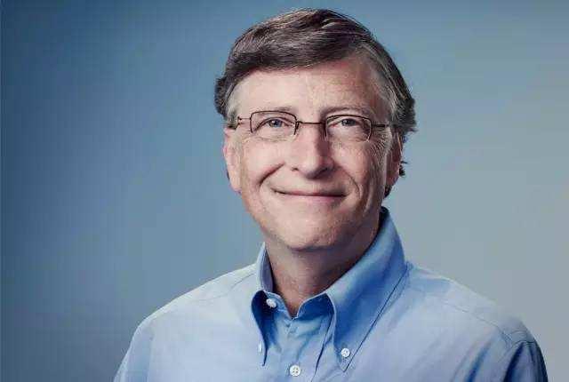 比尔·盖茨:投资更看好美国和全球性企业