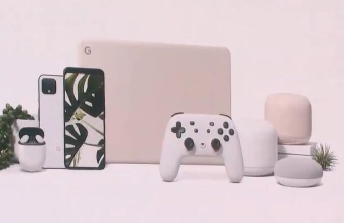 谷歌秋季新品汇总:Pixel、Nest两大系列更新 云游戏启动