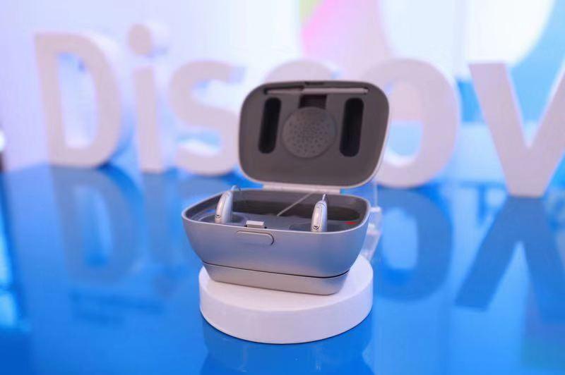 優利康推Discover助聽器技術 可為聽障人士定制個性化服務