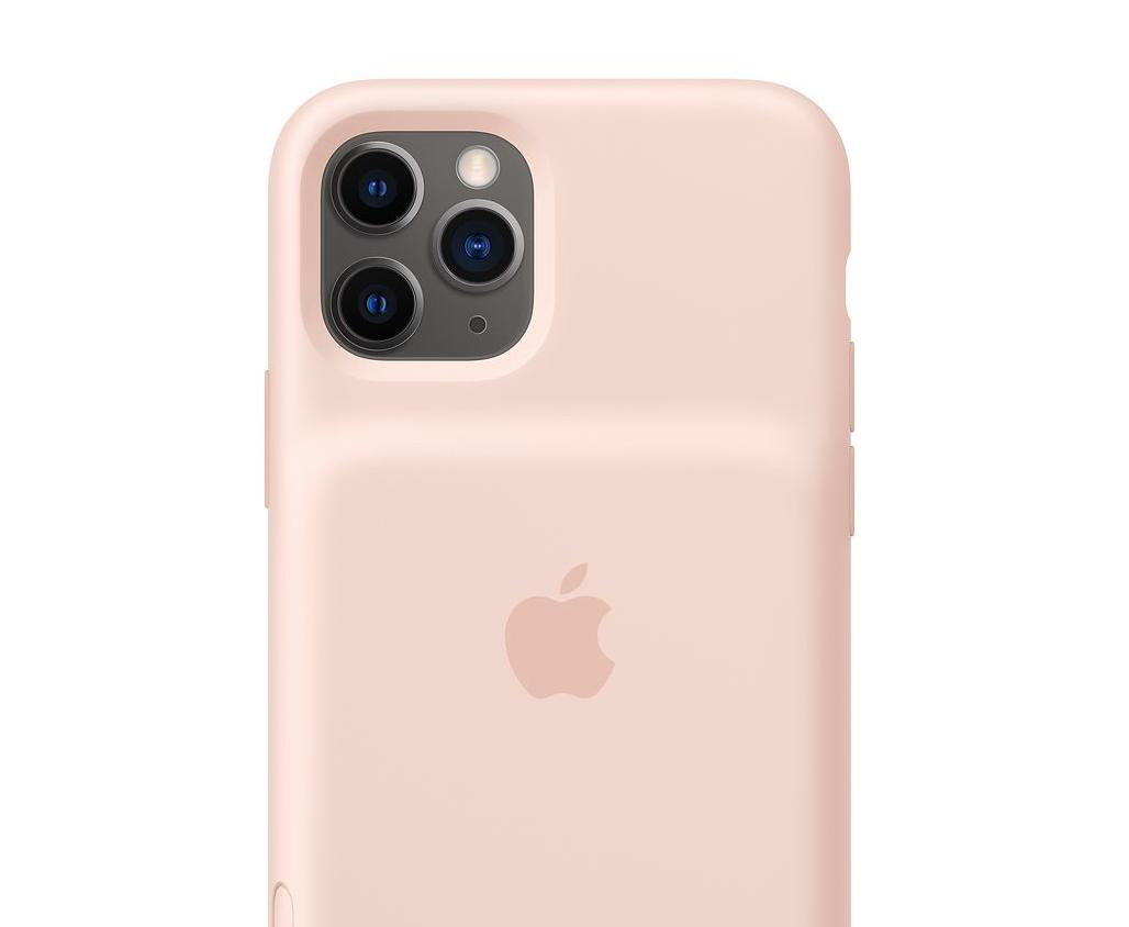 蘋果發iPhone11智能電池殼:新增拍照按鍵,售價1071元