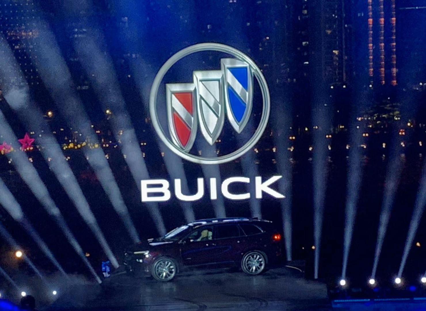 别克开启SUV家族之夜 连推昂科旗、昂科旗Avenir和昂科威三款新车