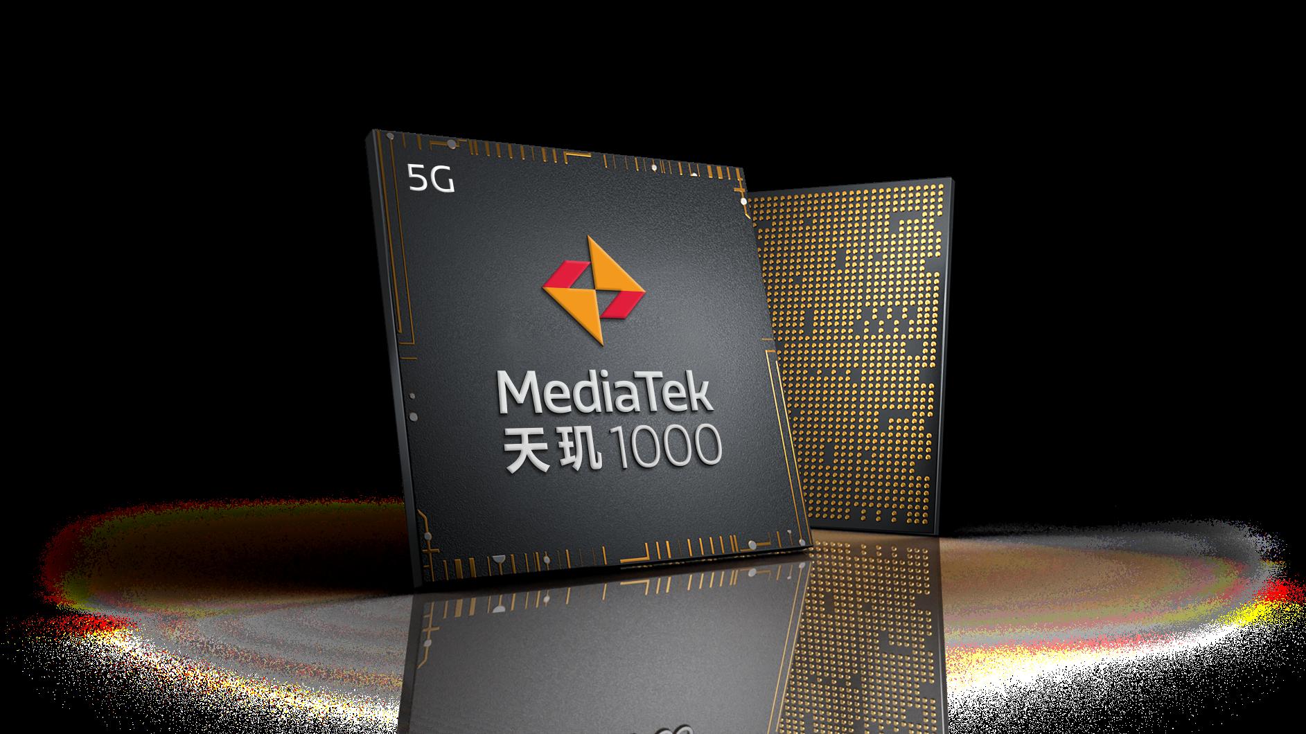 聯發科首款5G SoC天璣1000發布 7nm制造工藝 首發終端將于2020Q1量產上市