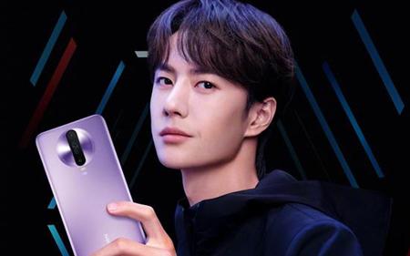 王一博代言 双模5G新品Redmi K30系列10日发布