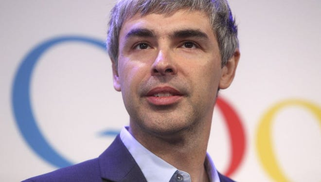 拉里·佩奇卸任谷歌母公司Alphabet CEO 桑达尔·皮查伊接任