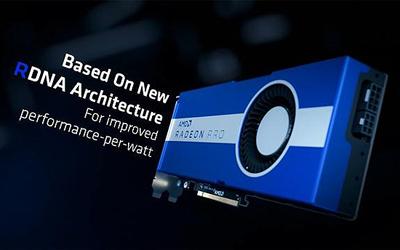 AMD推出Radeon Pro W5700X显卡 苹果Mac Pro可选配