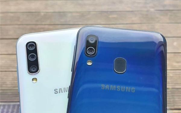 三星开始为Galaxy A40/A50测试Android 10