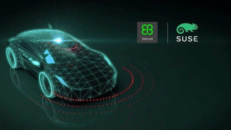 SUSE宣布与Elektrobit 战略合作 推动汽车行业的变革发展