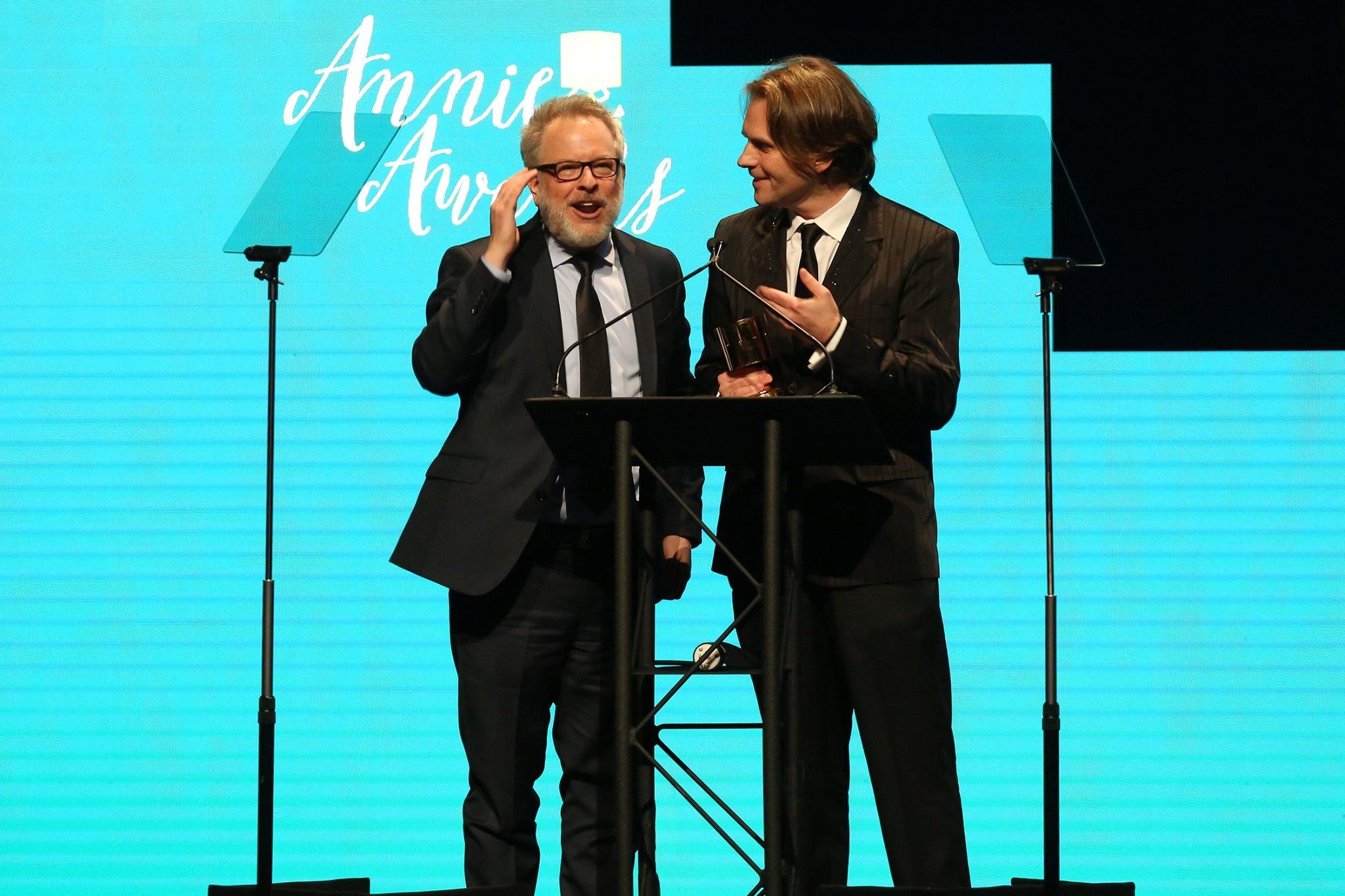 安妮奖公布颁奖结果 《疯狂动物城》获6项大奖