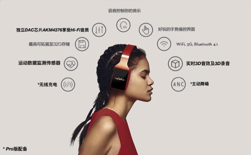 Vinci智能耳机1.5版本发布:主打社交属性 售价999元起