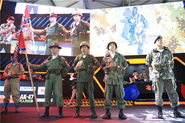 十五年ChinaJoy展商风采巡礼—空中网