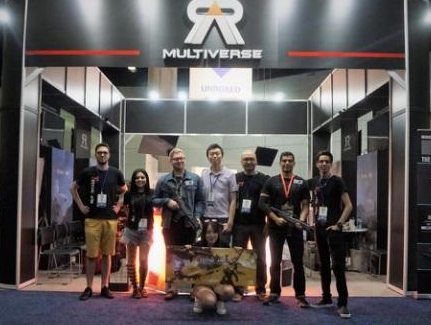 Multiverse, a Shenzhen VR game developer at the E3 show, has completed $10 million in financing