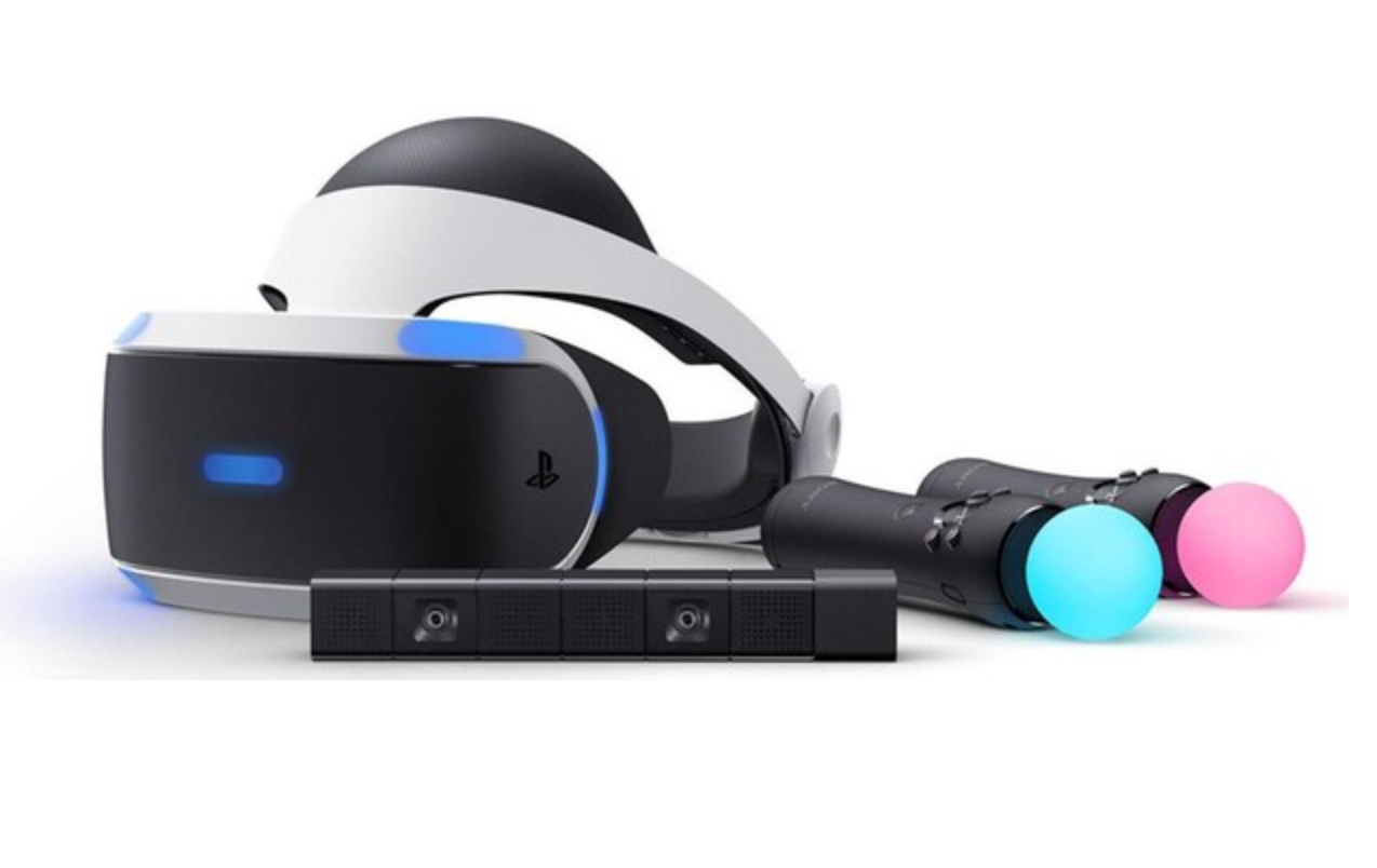 VR devices for reduction tide PSVR North America announced a reduction of $50