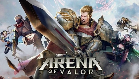 《Arena of Valor》