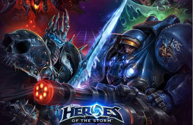 《风暴英雄》将迎来2.0版本 将加入半藏等《守望先锋》英雄