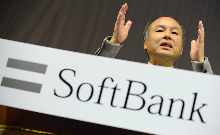 Softbank's second - quarter net profit of $850 million fell 81% over the same period.