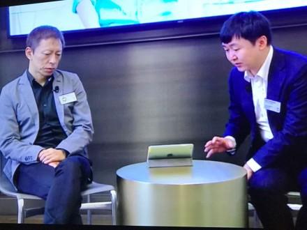 连线前方张朝阳、王小川:搜狗将用AI技术 讲述搜索新故事