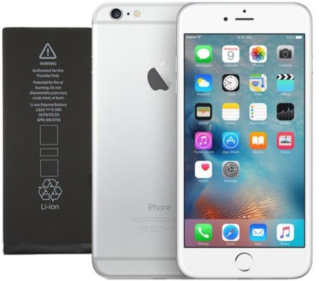 因供应受限 苹果宣布延后为iPhone 6 Plus更换电池