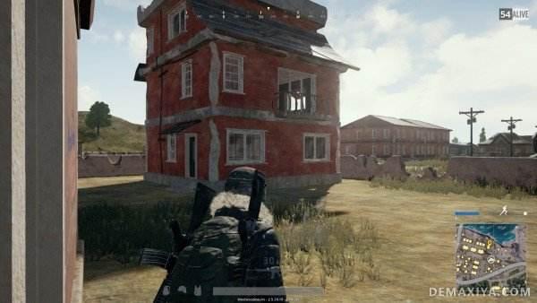 现实与游戏的粗蛮主义建筑风格