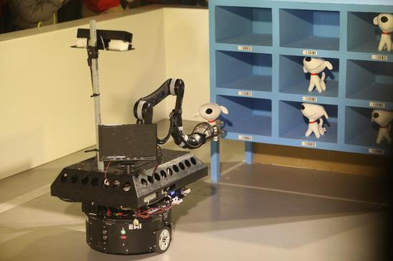 第二届京东X机器人挑战赛开战:总奖金200万元