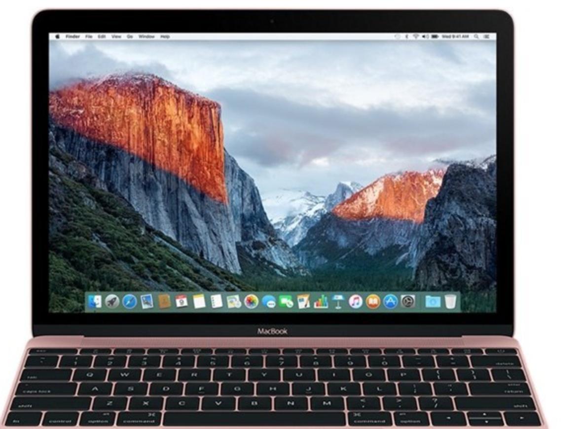 2018款12寸MacBook将采用第八代Amber Lake处理器