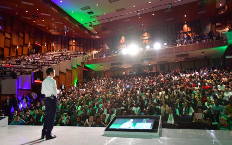 """""""马云非洲青年创业基金""""成立 1000万美元要激励诞生100个阿里巴巴"""